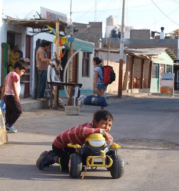 El Chaco Peru
