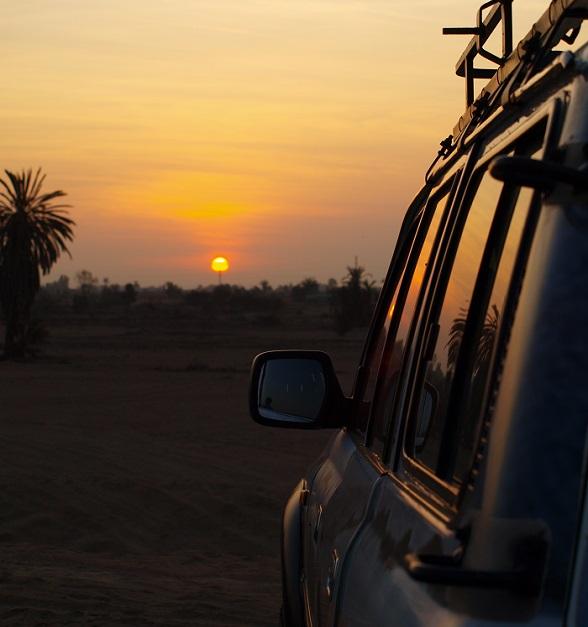 Ica woestijn