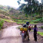 Motorreis Peru
