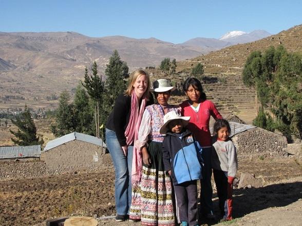 Peru-online-lokale-gemeenschap