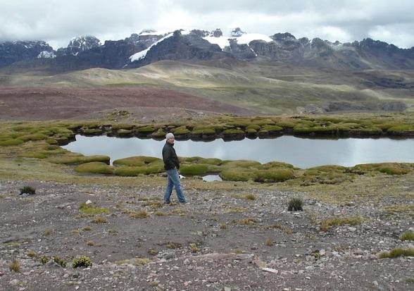 Wandelen Noord Peru