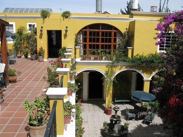 Arequipa, de witte stad, Peru