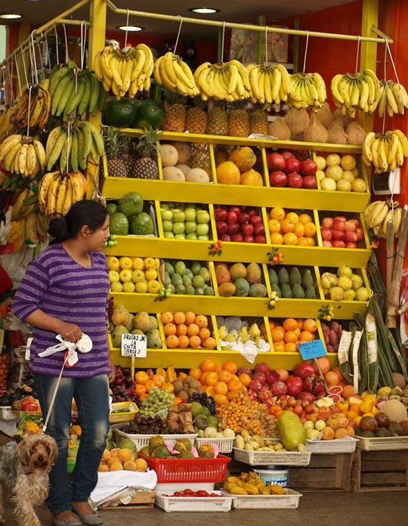Market in Surquillo