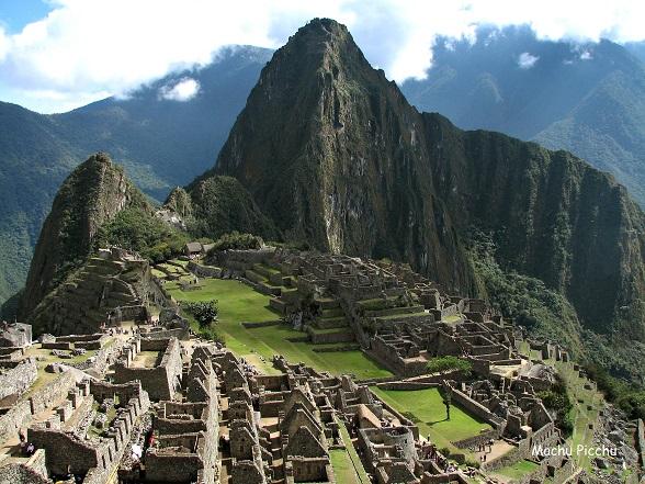 Een van de highlights van je reis door Peru: Machu Picchu