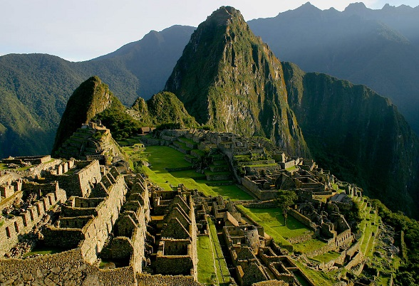 hoogtepunt Machu Picchu