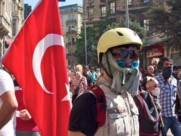 Istanbul Taksim Plein