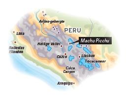 ligging machu picchu