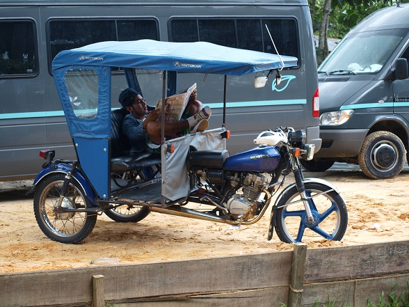 Motortaxi Iquitos