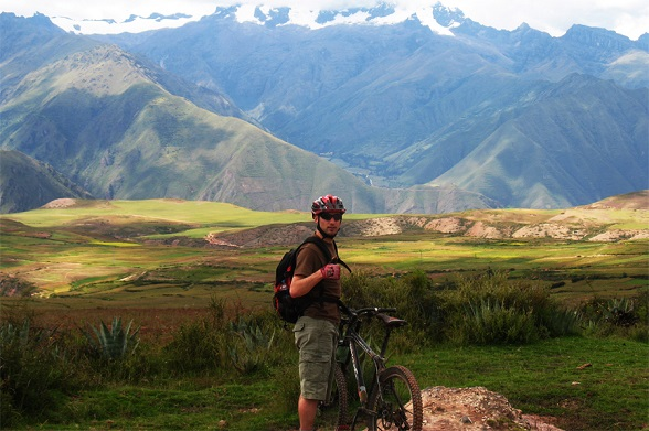 mountainbiken Peru