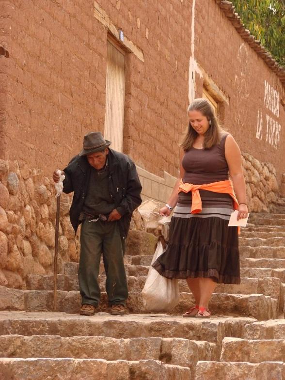 Reizigster Peru