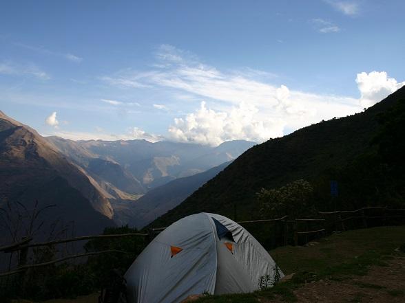 trektochten Peru