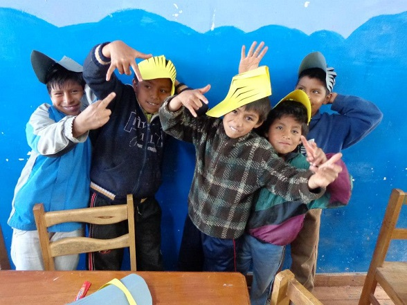 Vrijwilligerswerk Peru: buitenschoolse opvang