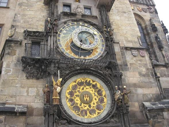 Astronomische klok, Praag