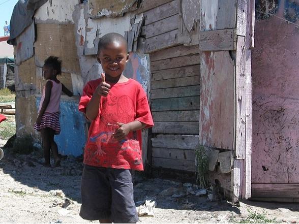 Remco Dijkstra op wereldreis in Afrika