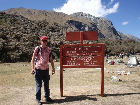 Remco Dijkstra bezocht tijdens zijn wereldreis zeventien verschillende landen.