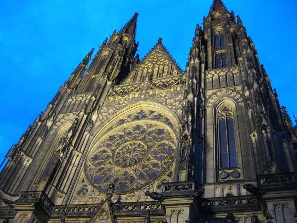 Sint Vituskathedraal, Praag