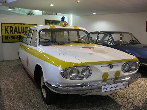 In het plaatsje Kopřivnice vind je het Tatra Museum. Zoals de naam al weggeeft, staat dit museum in het teken van voertuigen van het merk Tatra.