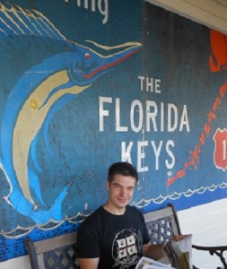 The Florida Keys Uithangbord