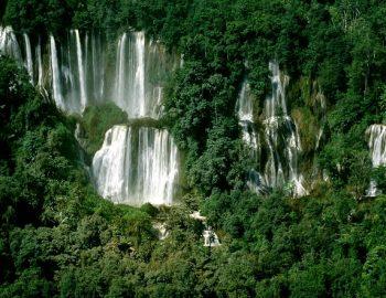Namtok Thi Lo Su waterval