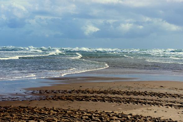 Het noordelijkste strand van Denemarken