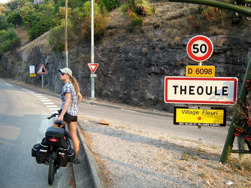 Fietsvakantie in Frankrijk