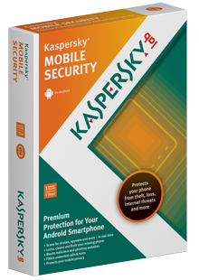Kaspersky Mobile Security pakket