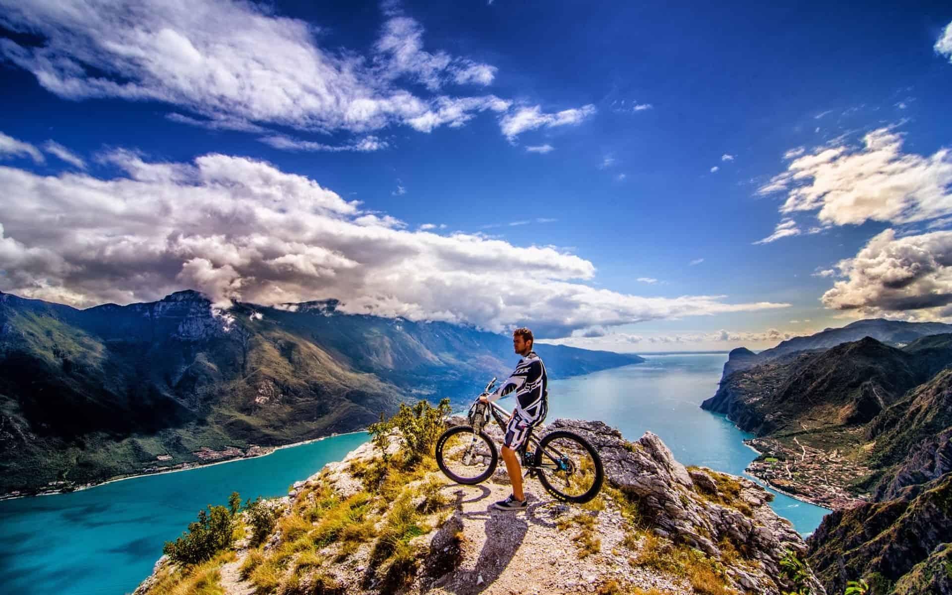 fietsreizen in Europa