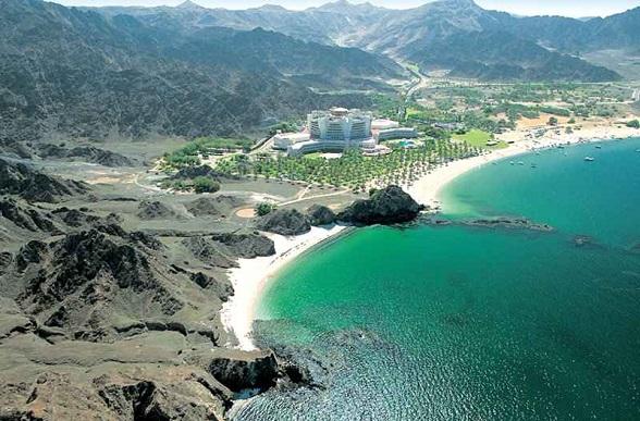 Het Muscat Al Bustan Palace, een van de duurste hotels op aarde!