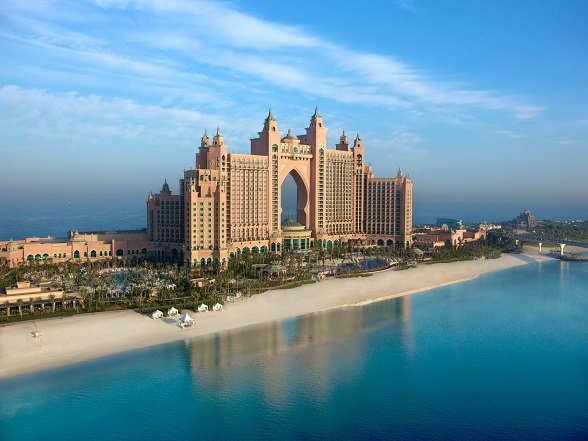 Dubai Top 10 exclusieve hotels