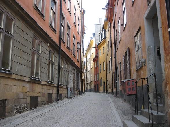 Gamla Stan is het oude stadshart van Stockholm. Een must see tijdens je stedentrip!