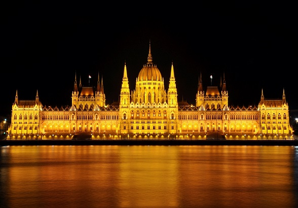 Parlamentsgebouw Boedapest