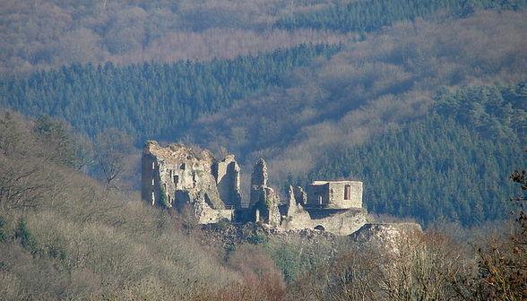 Het kasteel van Franchimont