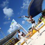 Beach Tennis op Aruba