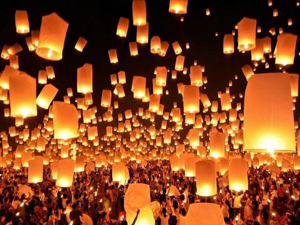 Loi Krathong festival