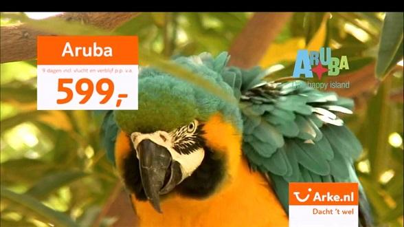 Aruba met Arke.nl