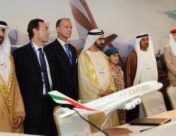Megabestelling Emirates