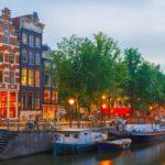Overnachten in Amsterdam
