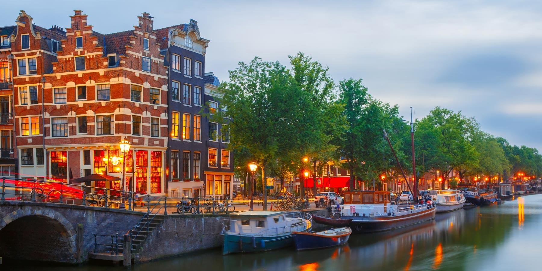 Bijzondere hotels Amsterdam centrum