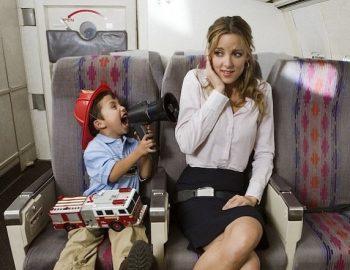Baby vrije vluchten New York