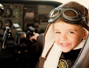 Top 5 tips vliegen met kids