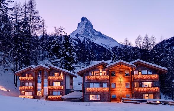 Hotel Matthiol in Zermatt, Zwitserland