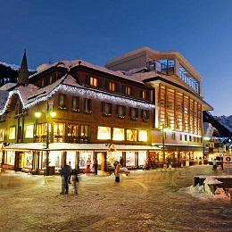 Majestic Mountain Charme Hotel Italie