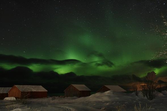 Polarlightcenter Laukvik