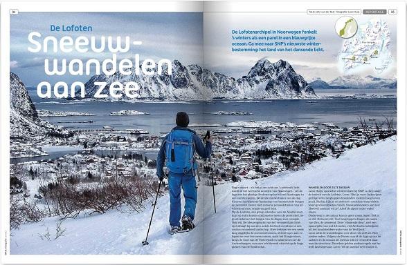 SNP-reportage Lofoten