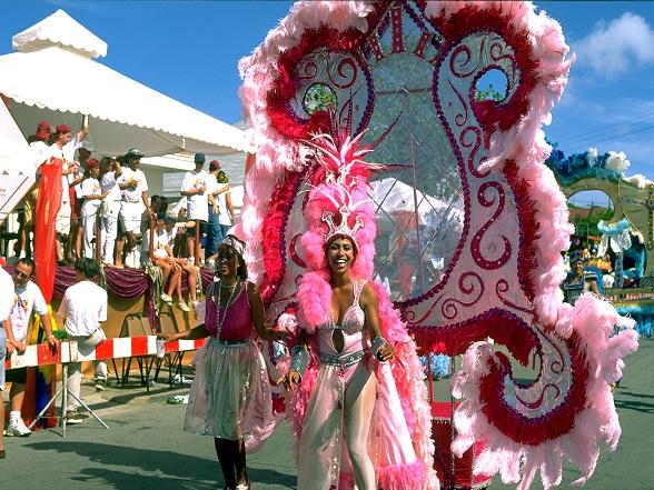 Vier 60 jaar Carnaval op Aruba