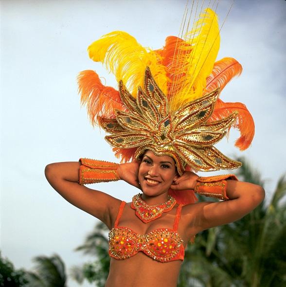 Aruba Carnaval in 2014