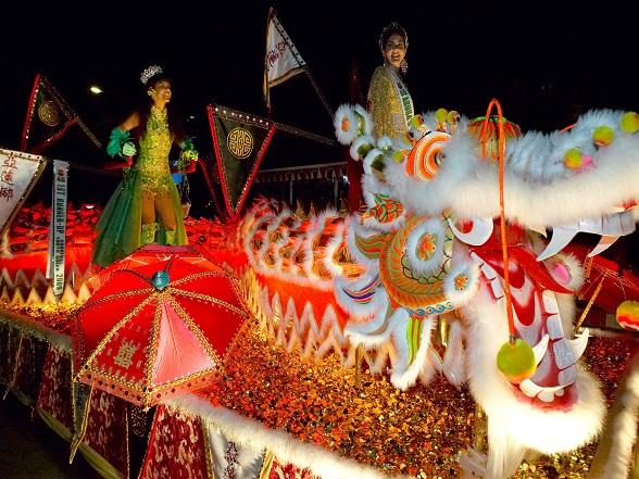Carnaval op Aruba