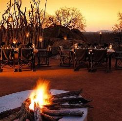 Zuid-Afrikaanse gerechten zoals boma