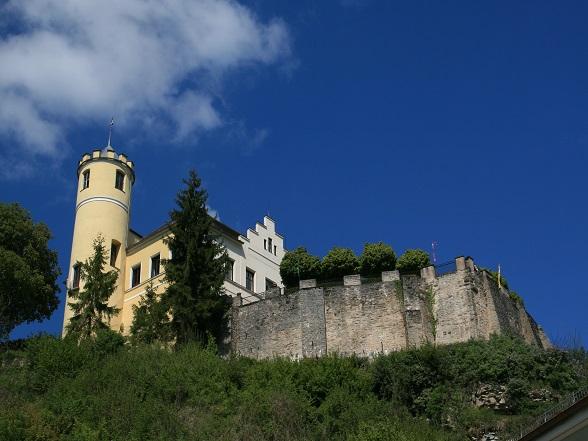 Kasteel Schloss Mohren in Duitsland