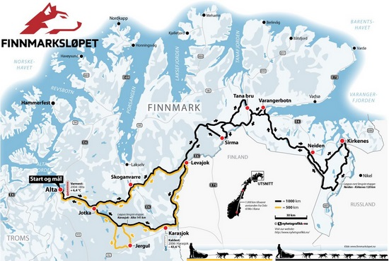finnmarkslopet-map